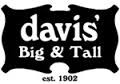 Davis Big and Tall Coupons & Promo Codes