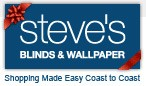 Steves Blinds and Wallpaper  Coupons & Promo Codes