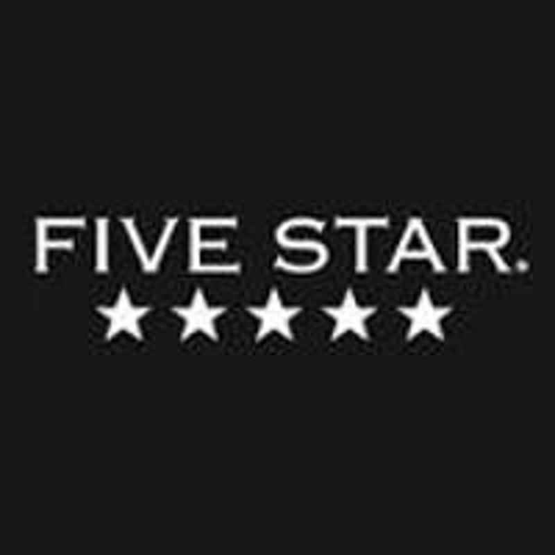 Five Star Coupons & Promo Codes