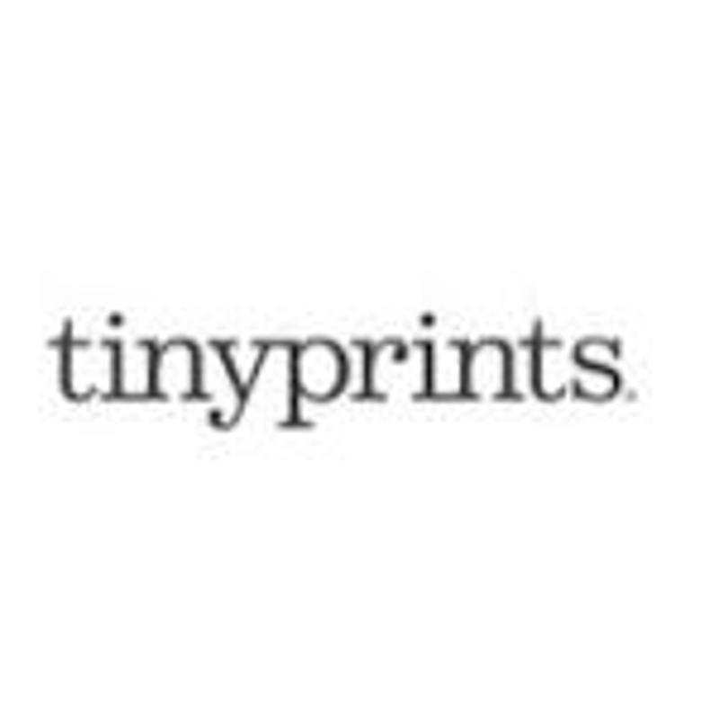 Tiny Prints Coupons & Promo Codes