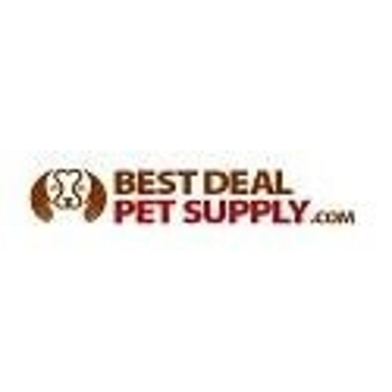 Best Deal Pet Supply Coupons & Promo Codes