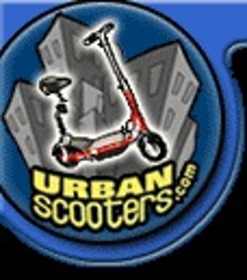 Urban Scooters Coupons & Promo Codes