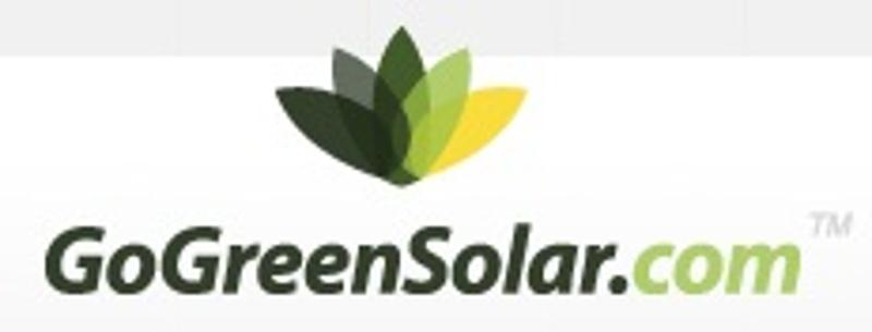 GoGreenSolar Coupons & Promo Codes