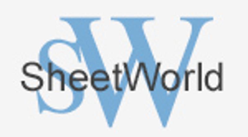 Sheetworld Coupons & Promo Codes