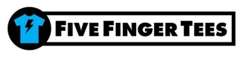 Five Finger Tees Coupons & Promo Codes