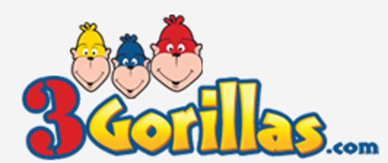 3Gorillas Coupons & Promo Codes